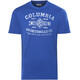 Columbia Rough N' Rocky SS Tee Men azul